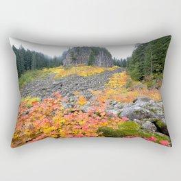 Table Rock Wilderness Landscape Rectangular Pillow