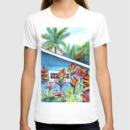 Hanalei Cottage T-shirt