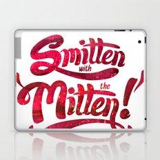 Smitten with the Mitten Laptop & iPad Skin