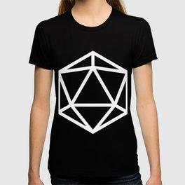 D20- White Magic T-shirt
