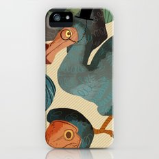 What Have You Been Do-Doing? iPhone (5, 5s) Slim Case
