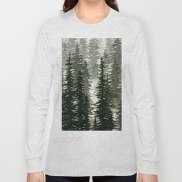 The Pathless Woods Long Sleeve T-shirt