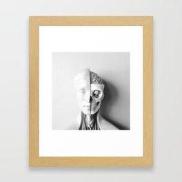 Untitled Figure Study Framed Art Print