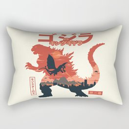 The King of Monsters vol.2 Rectangular Pillow