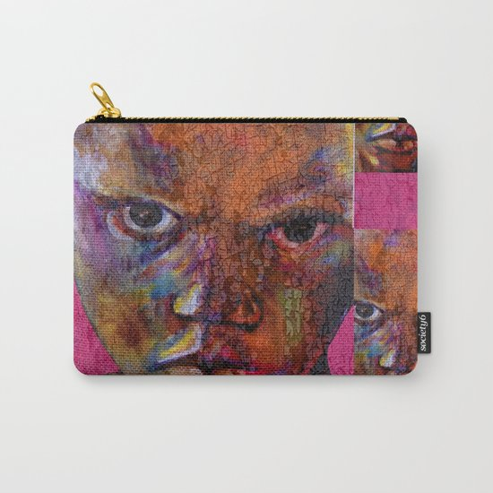 the magician - urban ART Carry-All Pouch
