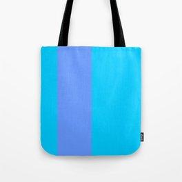 Horizon + Neo Blue Tote Bag