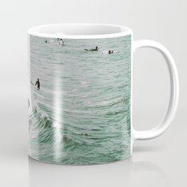 lets surf iv / venice beach, california Coffee Mug