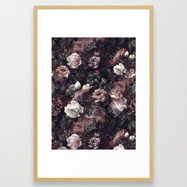 EXOTIC GARDEN - NIGHT III Framed Art Print