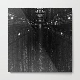 Atreyu Long Live Porter McKnight Art piece Metal Print