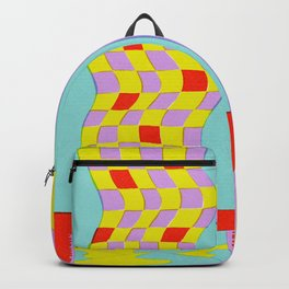 Assortment of Rugs Backpack