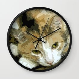 My book Collection Peanut & Lily Wall Clock