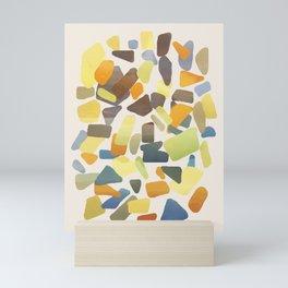 Colored Glass Mini Art Print