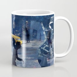New York as Zombie Town Coffee Mug