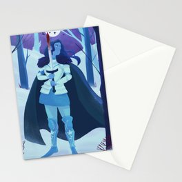 The Raven Knight Stationery Cards