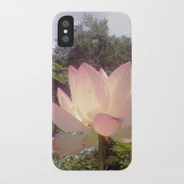 Lotus 2 iPhone Case