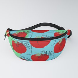 Warm Tomatoes, Way of the Road Series #2 Fanny Pack