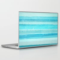 bar Laptop & iPad Skins featuring Sand Bar by T30 Gallery