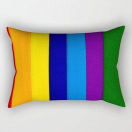 Crepe paper Rectangular Pillow