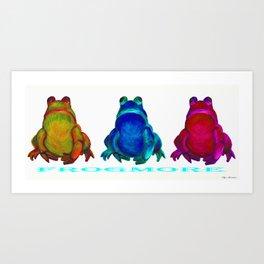 FROGMORE Art Print