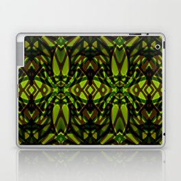 Fractal Art Stained Glass G313 Laptop & iPad Skin