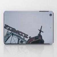 pirate iPad Cases featuring Pirate by Darren Seamark