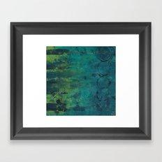 Swamp Fetish Framed Art Print
