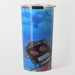 System Error/Broken Heart Travel Mug