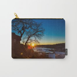 Sun Kisses the River Goodnight Carry-All Pouch