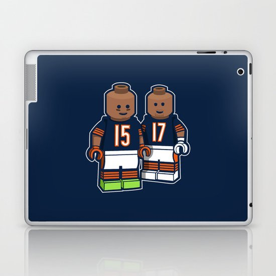 Bears Bricked: Brandon Marshall & Alshon Jeffery Laptop & iPad Skin