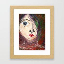 Daawl Framed Art Print