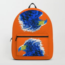 Plucky plumage Backpack