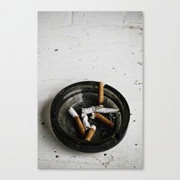 McQueen Canvas Print
