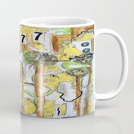 Abstract Figures - No. 77 Coffee Mug
