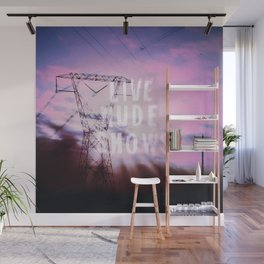 PREOCCUPATION Wall Mural