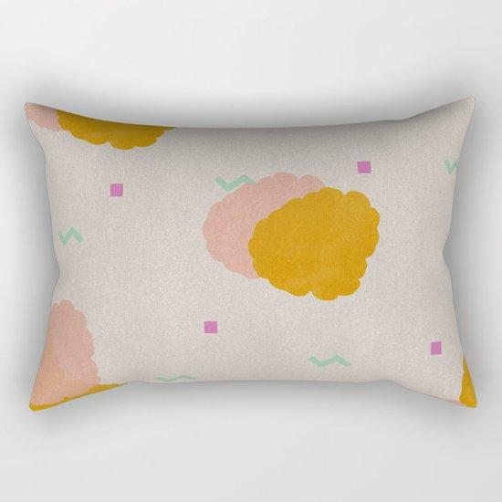 Raspberry Rectangular Pillow