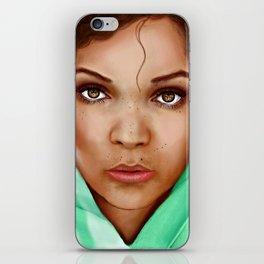 Antonia iPhone Skin