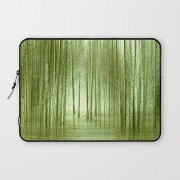 Birch forest 50 Laptop Sleeve