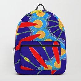 Summer carousel Backpack