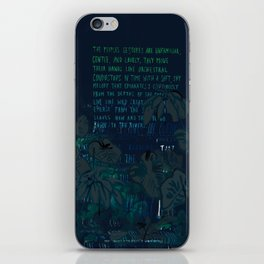 """""""Conquest of the Useless"""" by Werner Herzog Print (v. 8) iPhone Skin"""