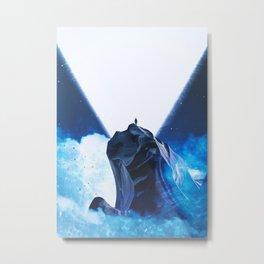Licht Metal Print