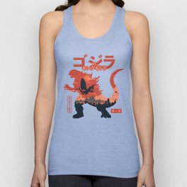 The King of Monsters vol.2 Unisex Tank Top