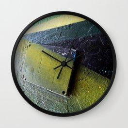 Urban Abstract 82 Wall Clock