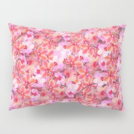 Bed of Orchids Pillow Sham