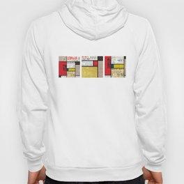 Mondrian's News Hoody