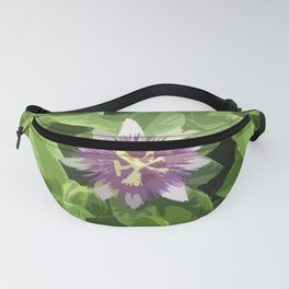 Passionflower Fanny Pack