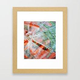 CHOKED - CARROT Framed Art Print