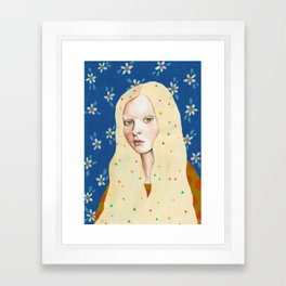 Ariadna Framed Art Print