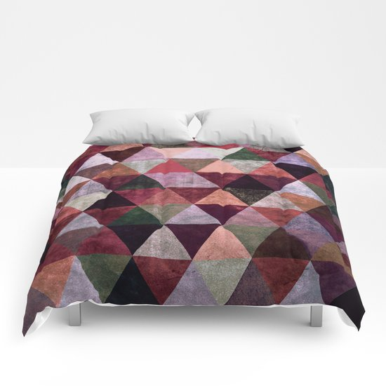 Abstract #380 Comforters