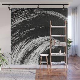 Black an White Wall Mural