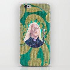 Lucius Malfoy iPhone & iPod Skin